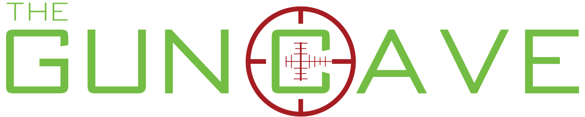 The Gun Cave logo