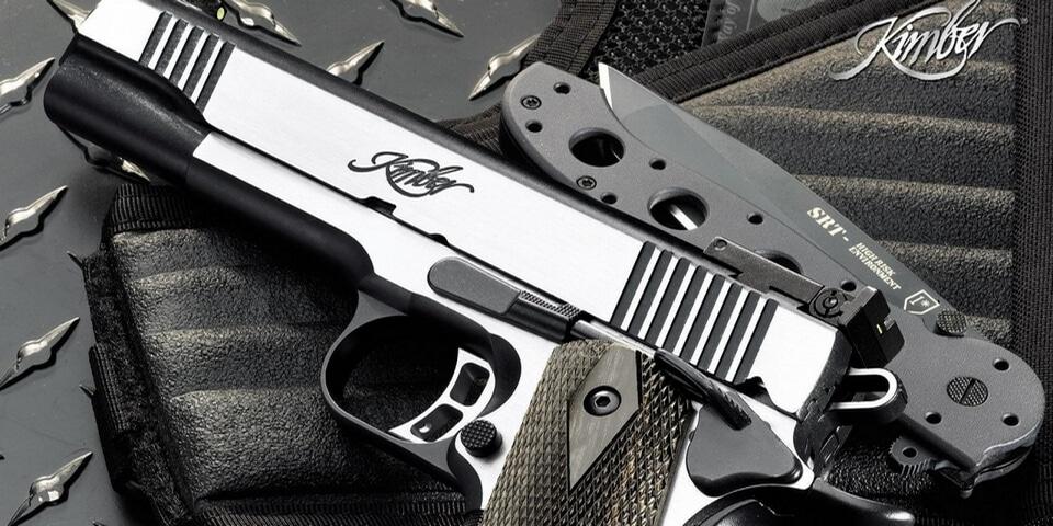 Kimber handgun