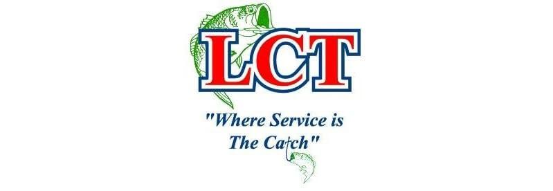 Lake Charles Tackle logo