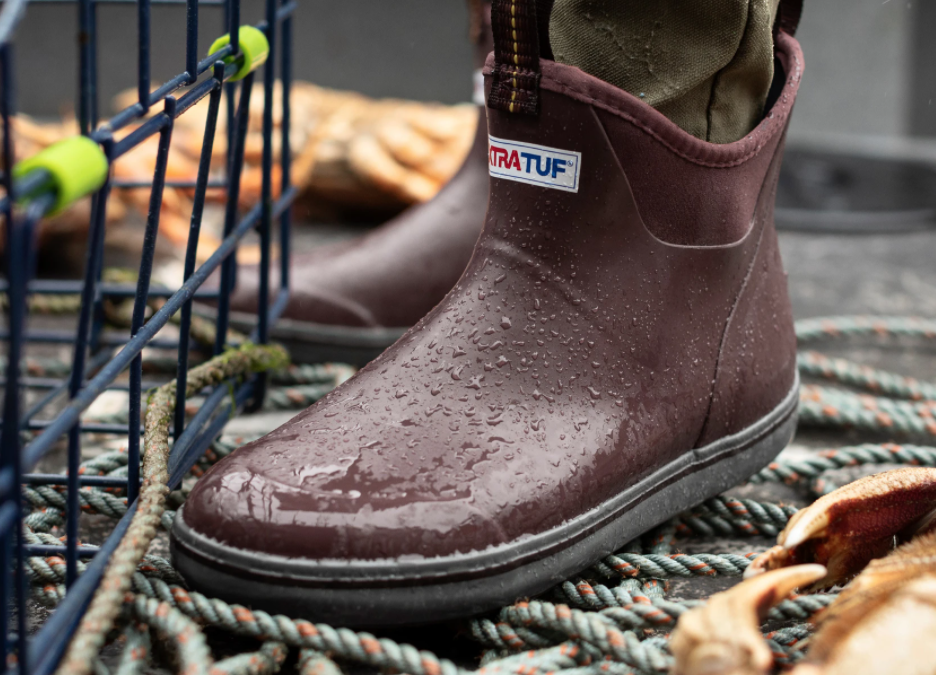 XTRATUF® Ankle Deck Boots Are The Hot Item For Waterfowling