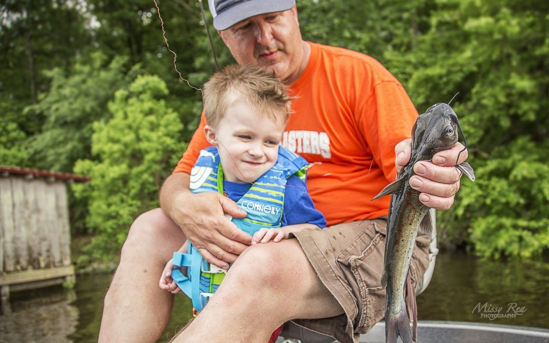 Tips for Fishing With Kids