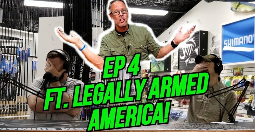 LCT Podcast, Episode 4: Ft. Legally Armed America